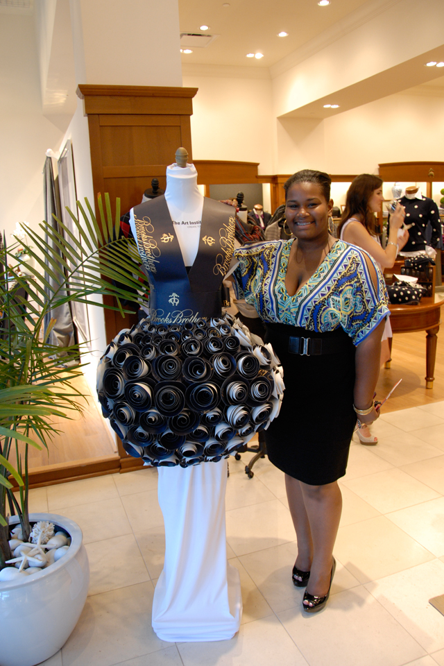 Student dress Brooks Brothers Luxury PR